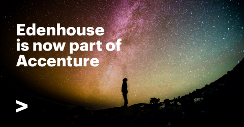 Accenture has acquired UK-based SAP partner, Edenhouse (Photo: Business Wire)