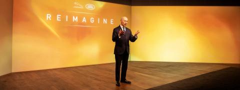 Thierry Bolloré, Jaguar Land Rover Chief Executive Officer (Photo: Business Wire)