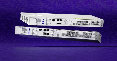 ADVA's ConnectGuard™ technology helps Colt showcase the future of quantum-safe networking (Photo: Business Wire)
