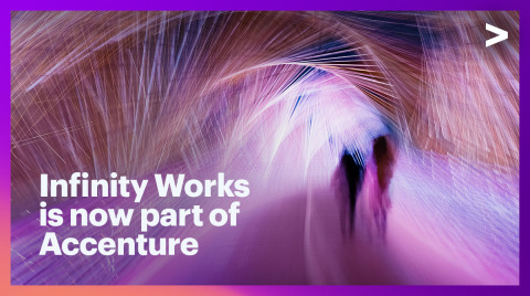 Infinity Works is now part of Accenture (Photo: Business Wire)