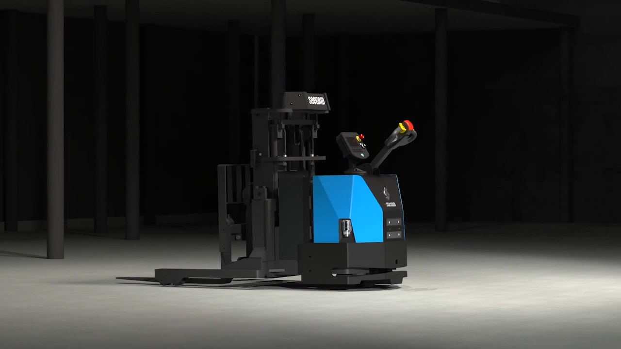 Seegrid expands its mobile robot fleet with a new autonomous lift truck, Palion Lift AMR