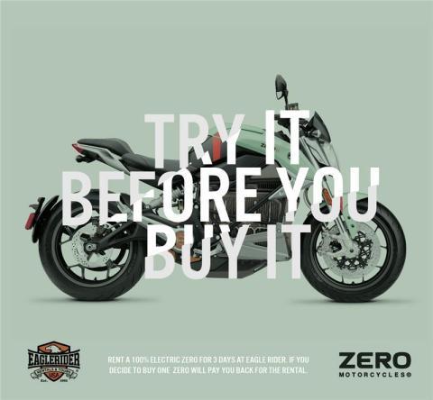 (Photo: Zero Motorcycles)