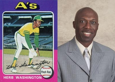 Former Oakland A's 1974 World Series player Herb Washington is filing a civil-rights lawsuit against McDonald's for forcing him to sell his stores to white owners. (Photo: Business Wire)