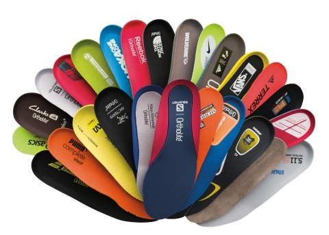 OrthoLite® is the industry leader of branded, high performance, comfort footwear solutions (Photo: Business Wire)