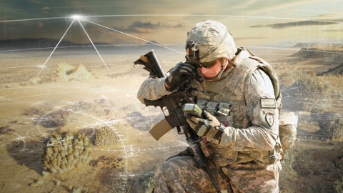 BAE Systems received a $247 million contract to design and manufacture an advanced military M-Code GPS receiver and ASIC that will provide reliable GPS data with anti-jamming and anti-spoofing capabilities. Photo credit: BAE Systems