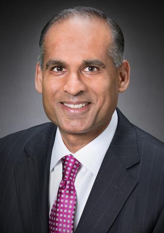 Bhavesh V. (Bob) Patel, CEO, LyondellBasell (Photo: Business Wire)