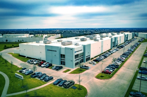 Motorola Solutions Richardson Texas Facility (Photo: Business Wire)