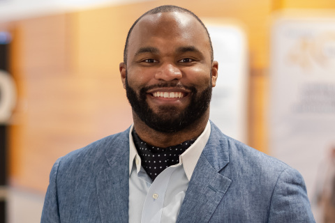 Dr. Myron Rolle joins the Abiomed Board of Directors (Photo: Business Wire)