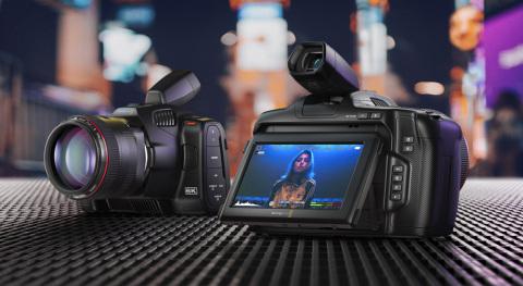 Blackmagic Design Pocket Cinema Camera 6K Pro (Photo: Business Wire)