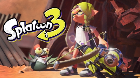 In this new game in the Splatoon series, you'll leave Inkopolis behind and head to a new region: the Splatlands. (Graphic: Business Wire)