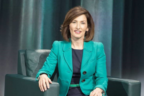 Theresa McLaughlin, State Street's new global chief marketing officer. (Photo: Business Wire)