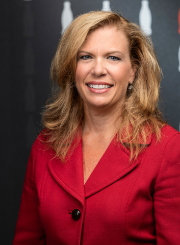Stacy Apter elected as vice president and treasurer of The Coca-Cola Company. (Photo: Business Wire)