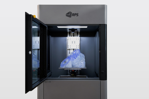 Neo 3D printers from RPS can produce large parts in a small footprint using a wide range of materials providing properties such as chemical resistance, heat tolerance, flexibility, durability, and optical clarity. (Photo: Business Wire)