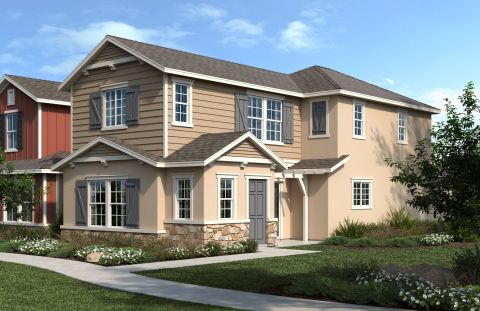 KB Home announces the grand opening of Canyon at Mitchell Village, its newest master-planned community in Citrus Heights, California. (Photo: Business Wire)