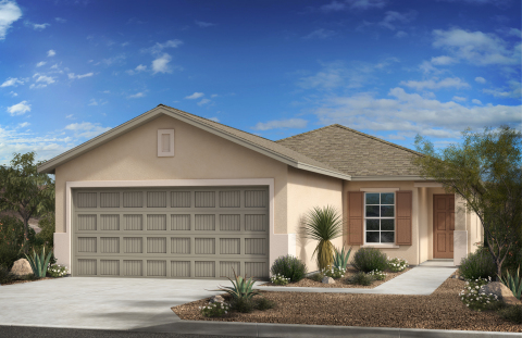 KB Home announces the grand opening of La Tierra reserve, a new-home community in Southwest Tucson. (Photo: Business Wire)
