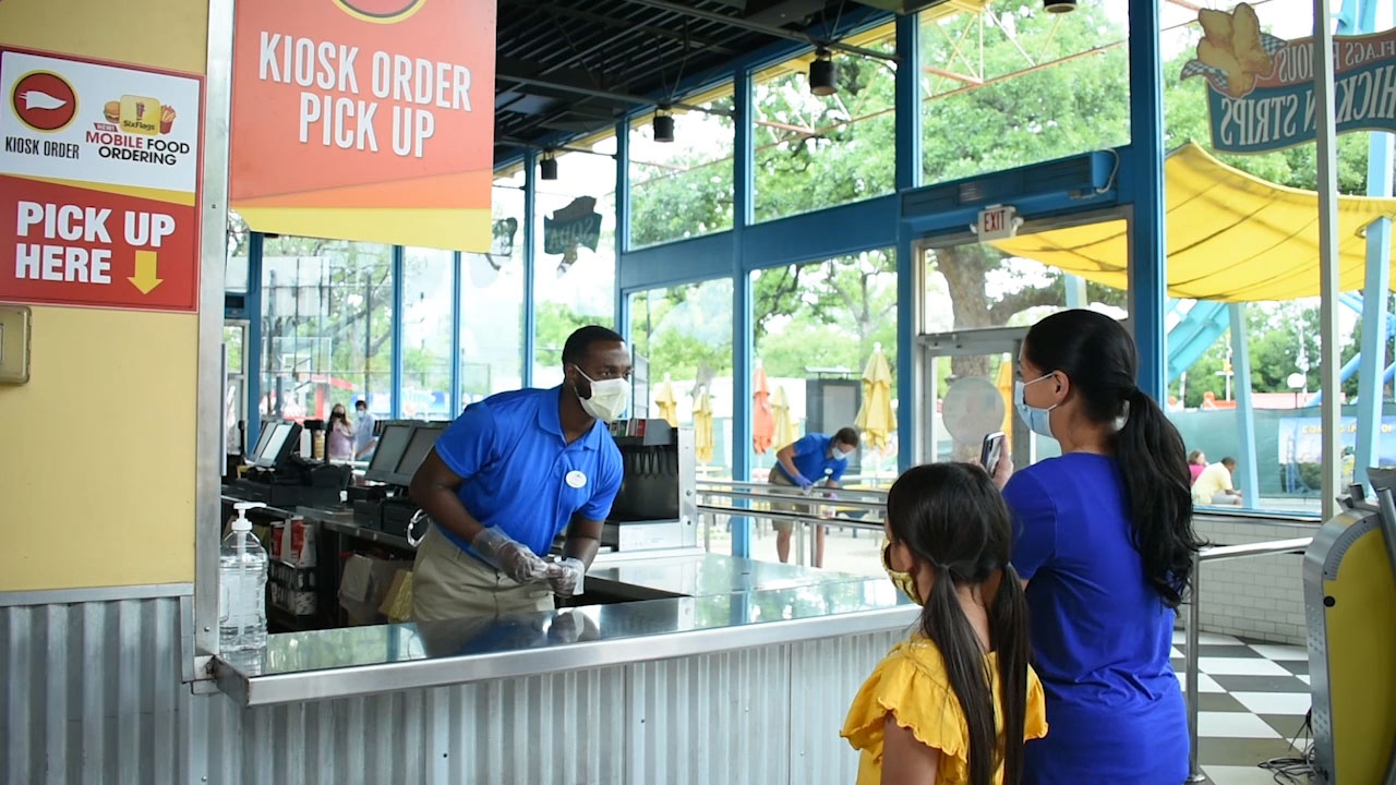 The thrill is calling! Six Flags theme parks prepare to reopen for the 2021 season with continuous safety and hygiene measures to protect guests and team members.
