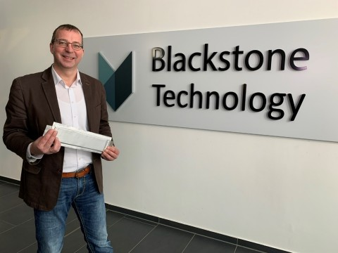 Blackstone Technology, CEO Holger Gritzka