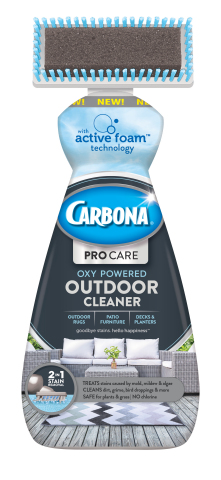Carbona Pro Care Outdoor Cleaner Voted Product Of The Year 2021 In Outdoor Cleaning Category (Photo: Business Wire)