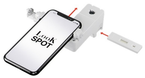 LooK SPOT App (Photo: AETOSWire)