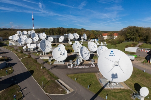 European Public Broadcasters Sign Multi-Year Capacity Contracts on SES's Prime TV Neighbourhoods (Photo: Business Wire)