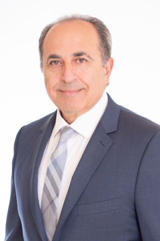 Suffolk hires Iraj Ghaemi, seasoned executive with experience managing sophisticated aviation projects and policy planning, to expand its presence in the sector. (Photo: Business Wire)