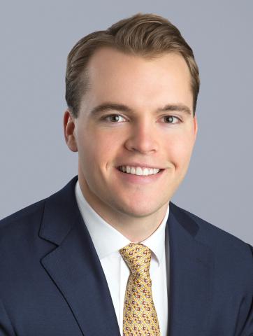 Henry Blynn, Senior Associate (Photo: Business Wire)