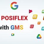 ポジフレックスがキオスクプラットフォーム向けにAndroid 10 Google Mobile Servicesの認証取得を発表