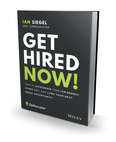 Get Hired Now! How to Accelerate Your Job Search, Stand Out, and Land Your Next Great Opportunity (Photo: Business Wire)