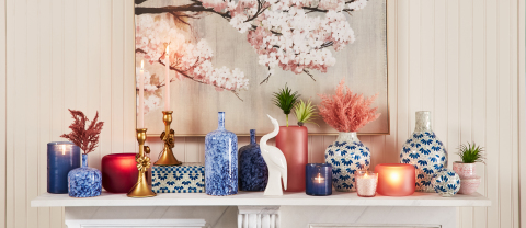 Boyd's award-winning design aesthetic is all in the details and includes traditional indigo textiles and mosaics as well as Japanese rose blossoms, which were inspired by visits to Tokyo and Kyoto. (Photo: Business Wire)