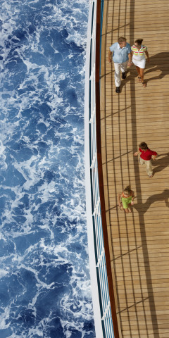 SES Networks Transforms Cruise Market Again as Leading Cruise Companies Choose O3b mPOWER for Enhanced Connected Guest Experiences (Photo: Business Wire)