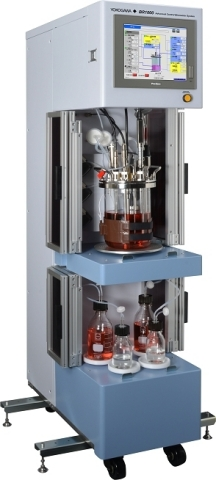Yokogawa's Advanced Control Bioreactor System BR1000 (Photo: Business Wire)