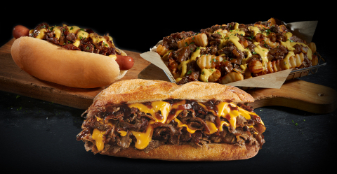 Nathan's Famous NY Cheesesteak Favorites (Photo: Business Wire)