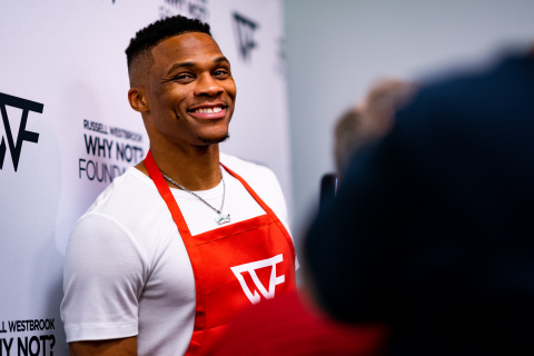 Russell Westbrook joins Evolution Advisors, LLC as Founding Partner. (Photo: Business Wire)