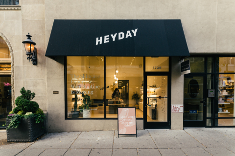 Heyday (Photo: Business Wire)
