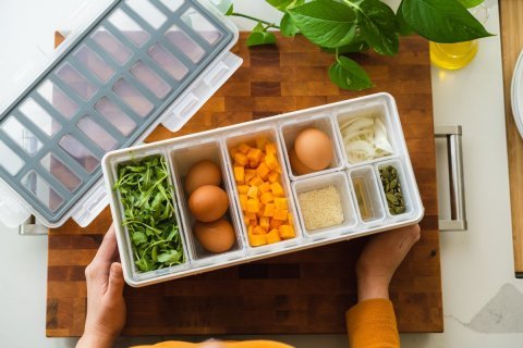 Fresh Prep Zero Waste Kit (Photo: Business Wire)