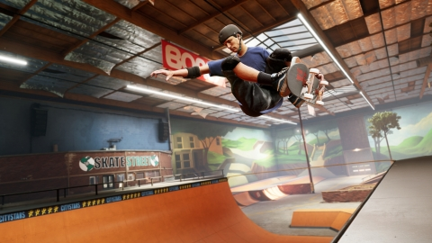 The critically acclaimed Tony Hawk's™ Pro Skater™ 1 and 2 is making its way to PlayStation® 5 and Xbox Series X|S on March 26 and lands on Nintendo Switch™ for the first time in 2021. Pre-orders for Tony Hawk's Pro Skater 1 and 2 on PlayStation® 5, Xbox Series X|S and Nintendo Switch™ start today in select territories. (Graphic: Business Wire)