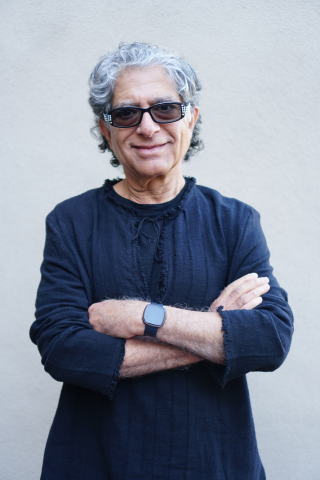 Deepak Chopra, M.D., Pioneer of Integrative Medicine, and Founder of The Chopra Foundation and Chopra Global, partners with Fitbit (Photo: Business Wire)