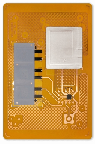 TEMPSAFE Electrocard (Photo: Business Wire)