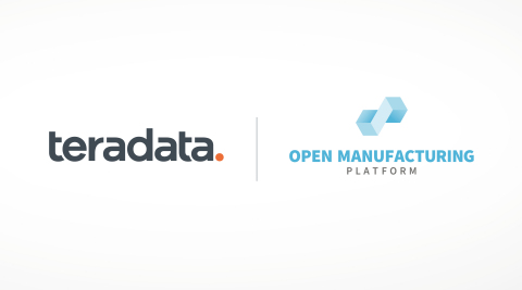 Teradata Joins Open Manufacturing Platform (Graphic: Business Wire)