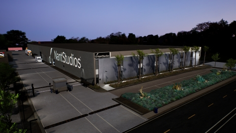 NantStudios' state-of-the-art virtual production campus in El Segundo, California (Photo: Business Wire)