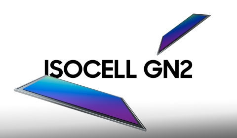 1.4-micrometer-sized 50Mp ISOCELL GN2 with Dual Pixel Pro and Smart ISO Pro (Graphic: Business Wire)