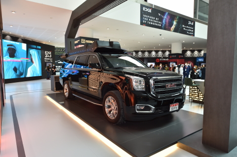 SIGN4L launches VProtect an advanced high-power jammer system installed on a standard SUV (Photo: AETOSWire)