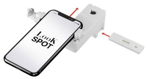 LooK SPOT App (Photo: AETOSWire)