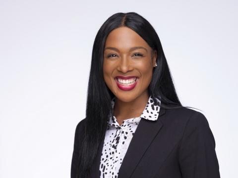 Jasmine DeSilva, Business Development Manager, Bermuda Business Development Agency (Photo: Business Wire)