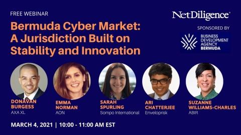 Bermuda Cyber Market Panel (Photo: Business Wire)