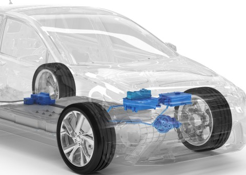 Eaton's Vehicle Group can partner with customers on joint-development programs or serve as a single service provider of EV reduction gearing components or systems. (Photo: Business Wire)
