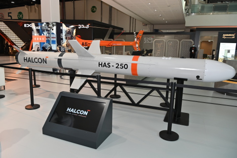 HAS-250 is a UAE-designed and developed surface-to-surface cruise missile - (Photo: AETOSWire)