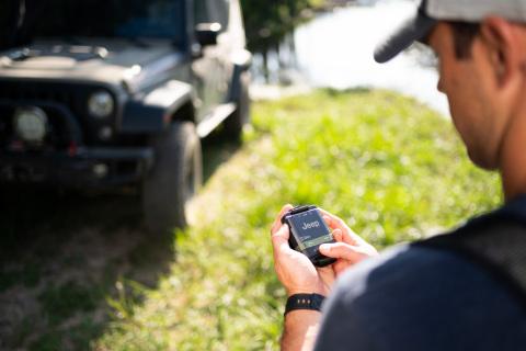 SPOT Gen4 Jeep Edition (Photo: Business Wire)