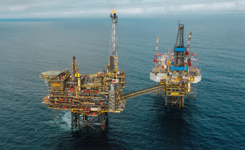 The sale includes ExxonMobil's interests in 14 producing fields in the UK North Sea, including Shearwater (pictured). (Photo: Business Wire)
