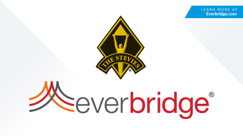 Everbridge Customer Success Leader Wins 2021 Stevie® Award (Graphic: Business Wire)